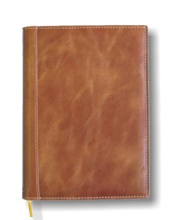 Ежедневник из натуральной кожи
